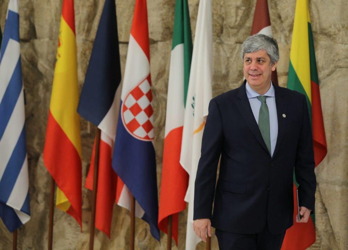 Μάριο Σεντένο Eurogroup