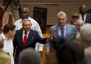 Ο Μιγκέλ Ντίας-Κανέλ ο νέος ηγέτης στην Κούβα
