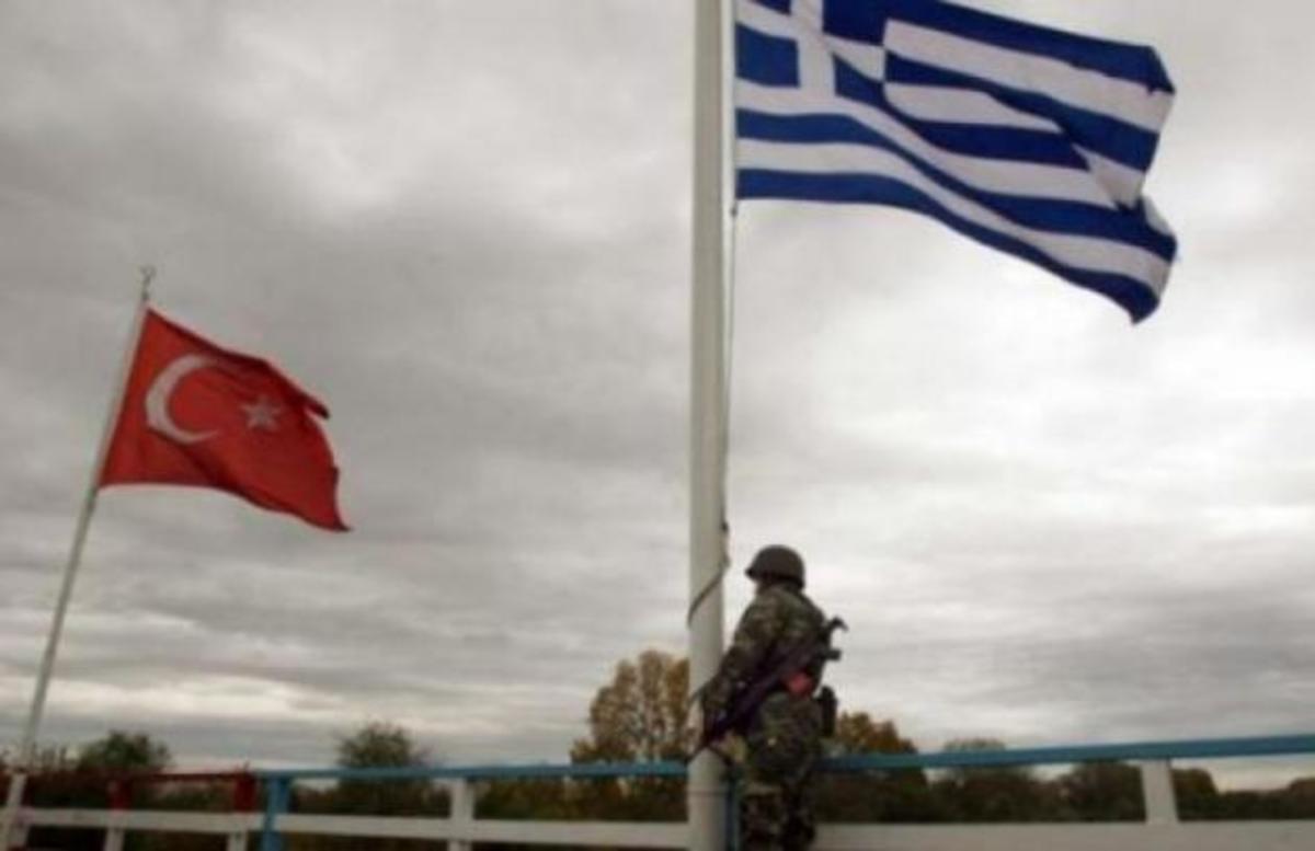 Έβρος Τοιυρκία Ελλάδα περίργες επιχειρήσεις