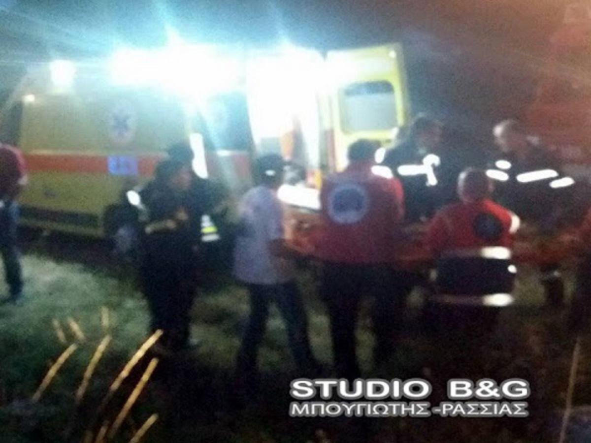 Νεκρός ο αεροπτεριστής που έπεσε σε χαράδρα στην Αργολίδα