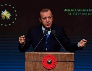 """Εριστικός Ερντογάν απέναντι στους Αυστριακούς – """"Εμείς είμαστε στην G20, αυτοί… είναι για να μας καθαρίζουν"""""""