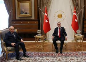 Βόμβα Ερντογάν: Πρόωρες εκλογές στην Τουρκία στις 24 Ιουνίου