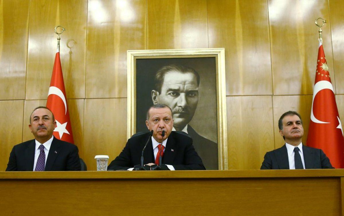 Τουρκία Πάνος Καμμένος Ομέρ Τσελίκ