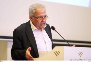 """Φλαμπουράρης: Η έξοδος από το μνημόνιο και το """"δίπολο"""" Αθήνας – Θεσσαλονίκης"""