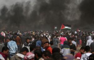 Φονική έκρηξη στη Γάζα: Τουλάχιστον τέσσερις νεκροί