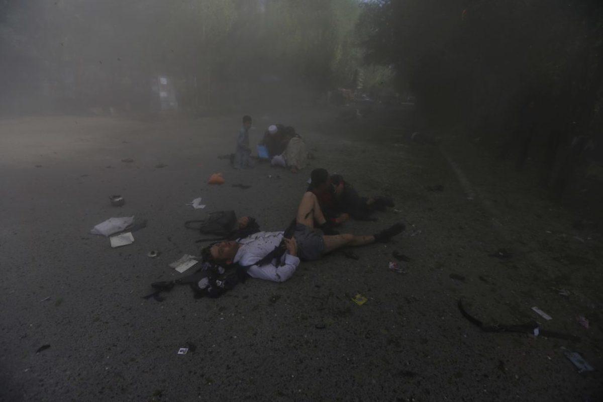 Νεκρός φωτορεπόρτερ του Γαλλικού Πρακτορείου – Φονική επίθεση στην Καμπούλ του Αφγανιστάν
