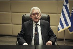 Επιμένει ο Κουβέλης για τις φρεγάτες! Τι είπε για Καμμένο, Ερντογάν και Έλληνες στρατιωτικούς