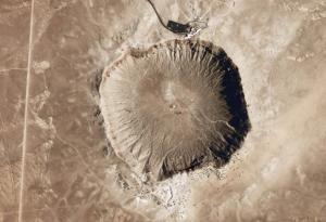 Απίστευτη τυχαία ανακάλυψη του Google Maps – Κρατήρας από αστεροειδή η… απόδειξη εξωγήινης ζωής;