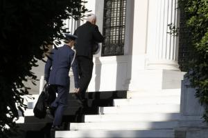 ΚΥΣΕΑ: Σε εξέλιξη η κρίσιμη συνεδρίαση για την αμυντική θωράκιση της χώρας