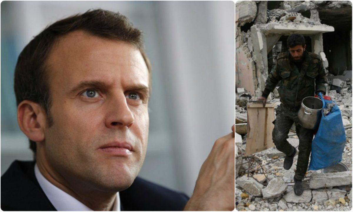Συρία Γαλλία