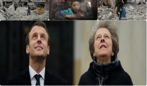 """Συρία: Κλίμα Παγκοσμίου Πολέμου! Έτοιμοι να """"μπουκάρουν"""" Μέι και Μακρόν!"""
