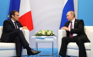 Μακρόν – Πούτιν: Συμφώνησαν για Ιράν αλλά διαφώνησαν για Συρία