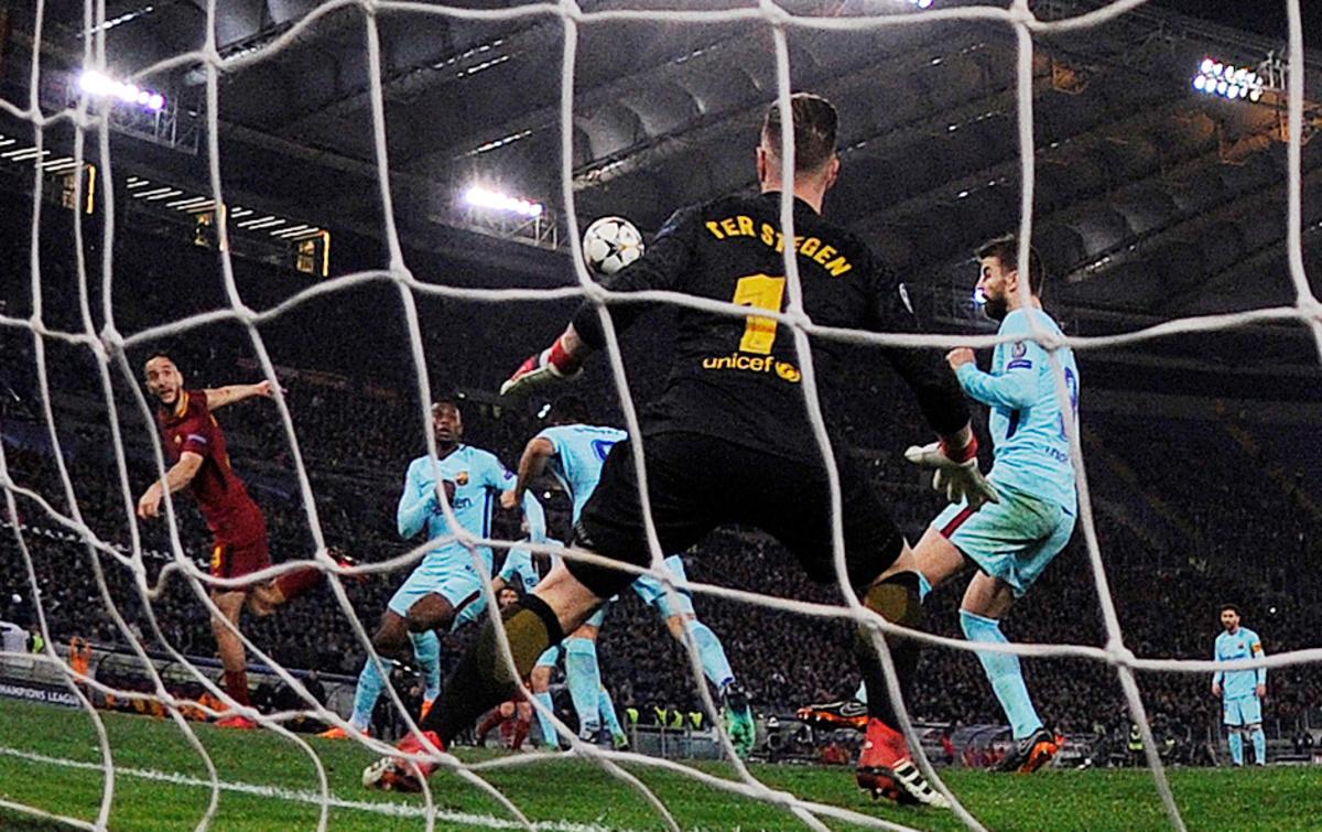 Champions League Μανωλάς