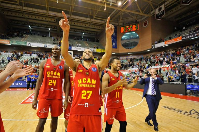 ΑΕΚ – Μούρθια: Το προφίλ της αντιπάλου της Ένωσης στα ημιτελικά του Basketball Champions League [pics]