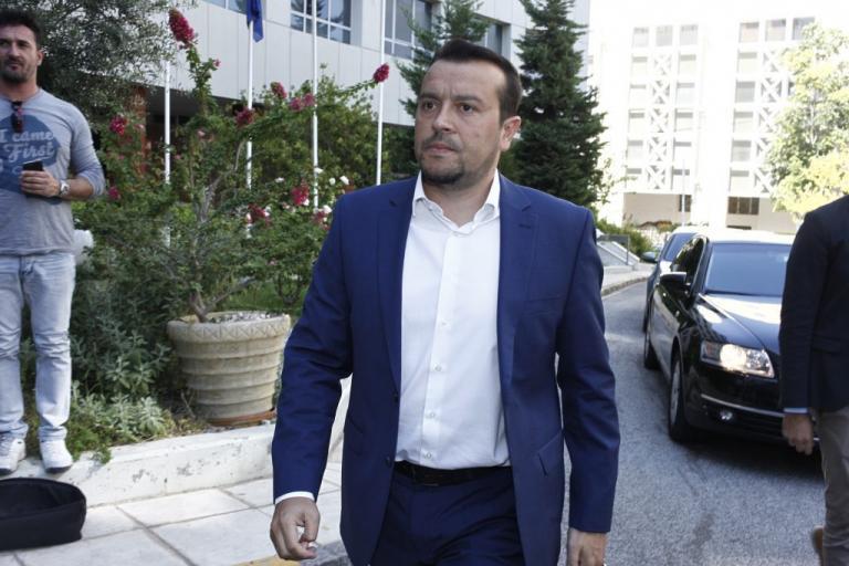 ΝΔ: Περιμένουμε τις απαντήσεις του κ. Τσίπρα - Νέες αποκαλύψεις για τις επαφές Παππά στην Κύπρο