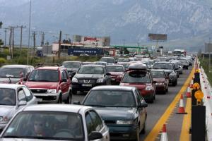 """Ρυθμίσεις της τροχαίας εν όψει της μεγάλης """"εξόδου"""" του Πάσχα"""