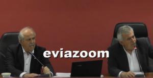 «Άει γ@μήσου μ@λ@κα»! Χαμός στο δημοτικό συμβούλιο στη Χαλκίδα! [vid]
