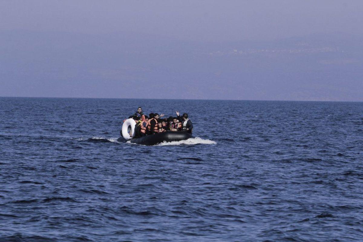 Ερντογάν πρόσφυγες ελληνιοκά νησιά