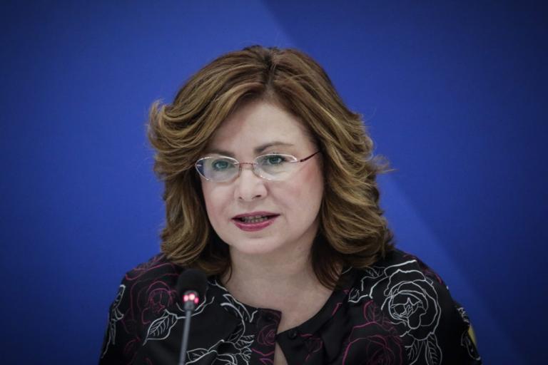 Σπυράκη: Δεν θα είμαι υποψήφια για δήμαρχος Θεσσαλονίκης