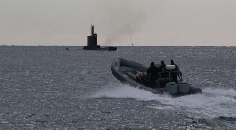 """""""Παγωμάρα""""! Η Αγγλία έστειλε υποβρύχια σε απόσταση βολής από την Συρία!"""