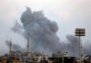 """Βομβαρδισμός Συρίας: """"Καταρρίφθηκαν 46 πύραυλοι"""" λένε οι Ρώσοι!"""