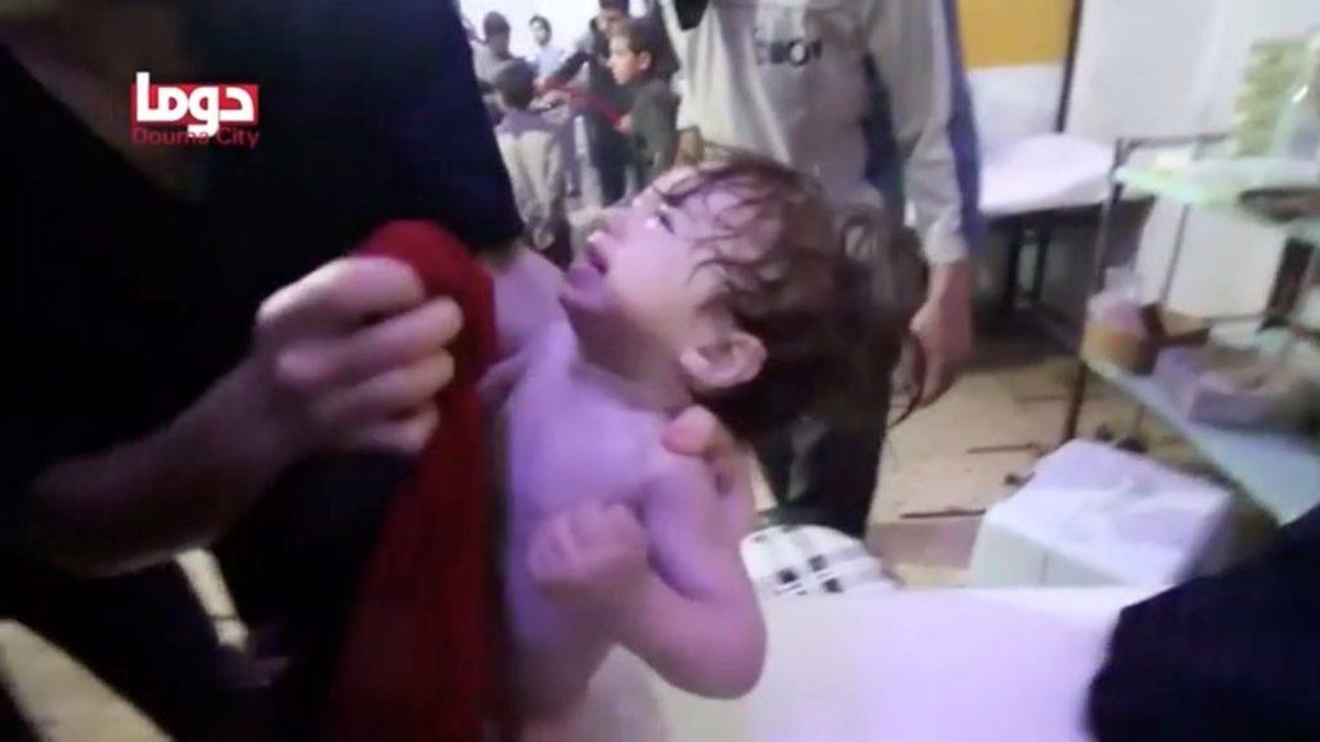 Συρία ΗΠΑ Ρωσία