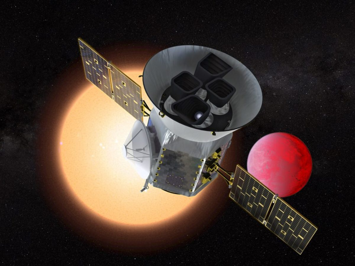 NASA: Αναβλήθηκε για 48 ώρες η εκτόξευση του νέου διαστημικού τηλεσκοπίου TESS