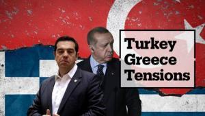 """Τρίλεπτο τουρκικής προπαγάνδας: """"Έλληνες έφηβοι ύψωσαν ελληνική σημαία σε τουρκικό νησί"""" [vid]"""