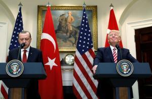 """Αμερικανικό «χαστούκι» στον Ερντογάν! """"Μπλόκο"""" στα F-35"""