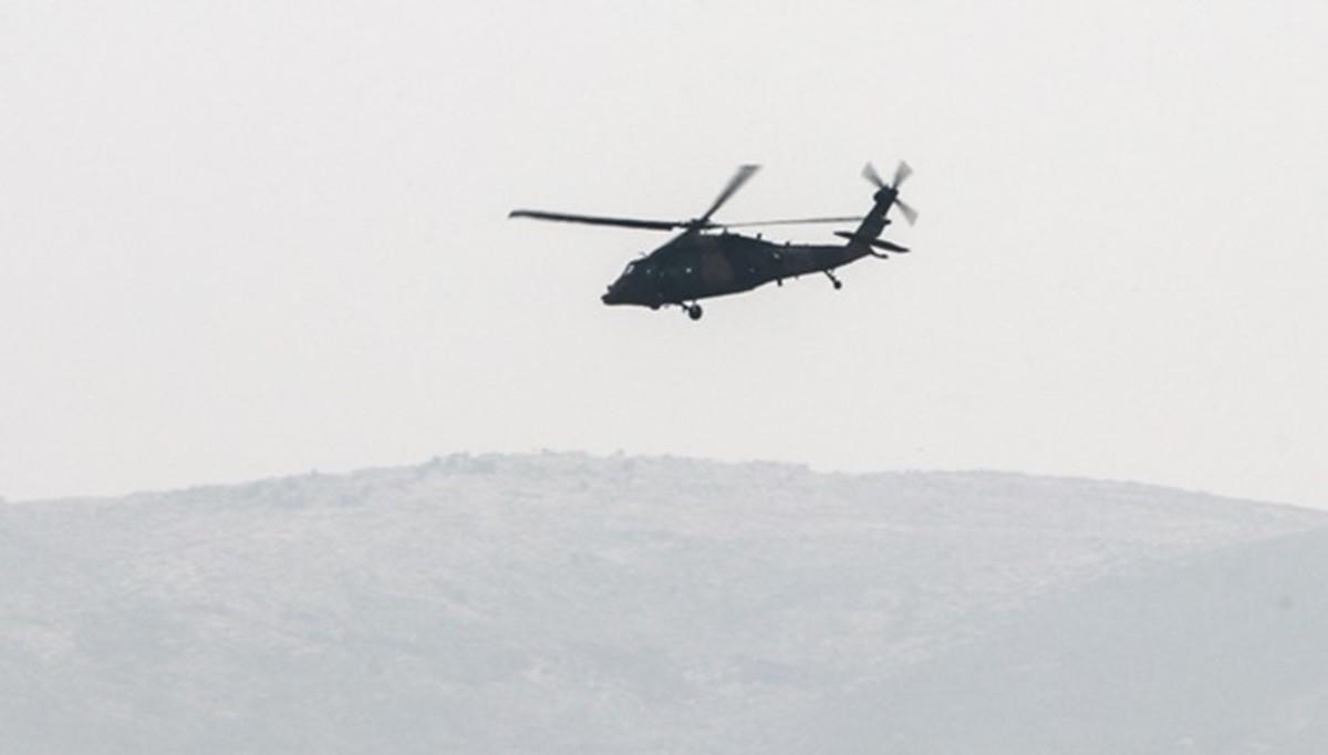 Ρω τουρκικό ελικόπτερο επεισόδιο