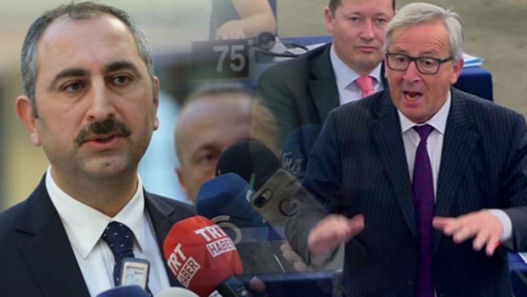 Έλληνες στρατιωτικοί: Τουρκική απάντηση – πρόκληση στον Γιούνκερ! «Η τουρκική Δικαιοσύνη δεν παίρνει εντολές από κανέναν»!