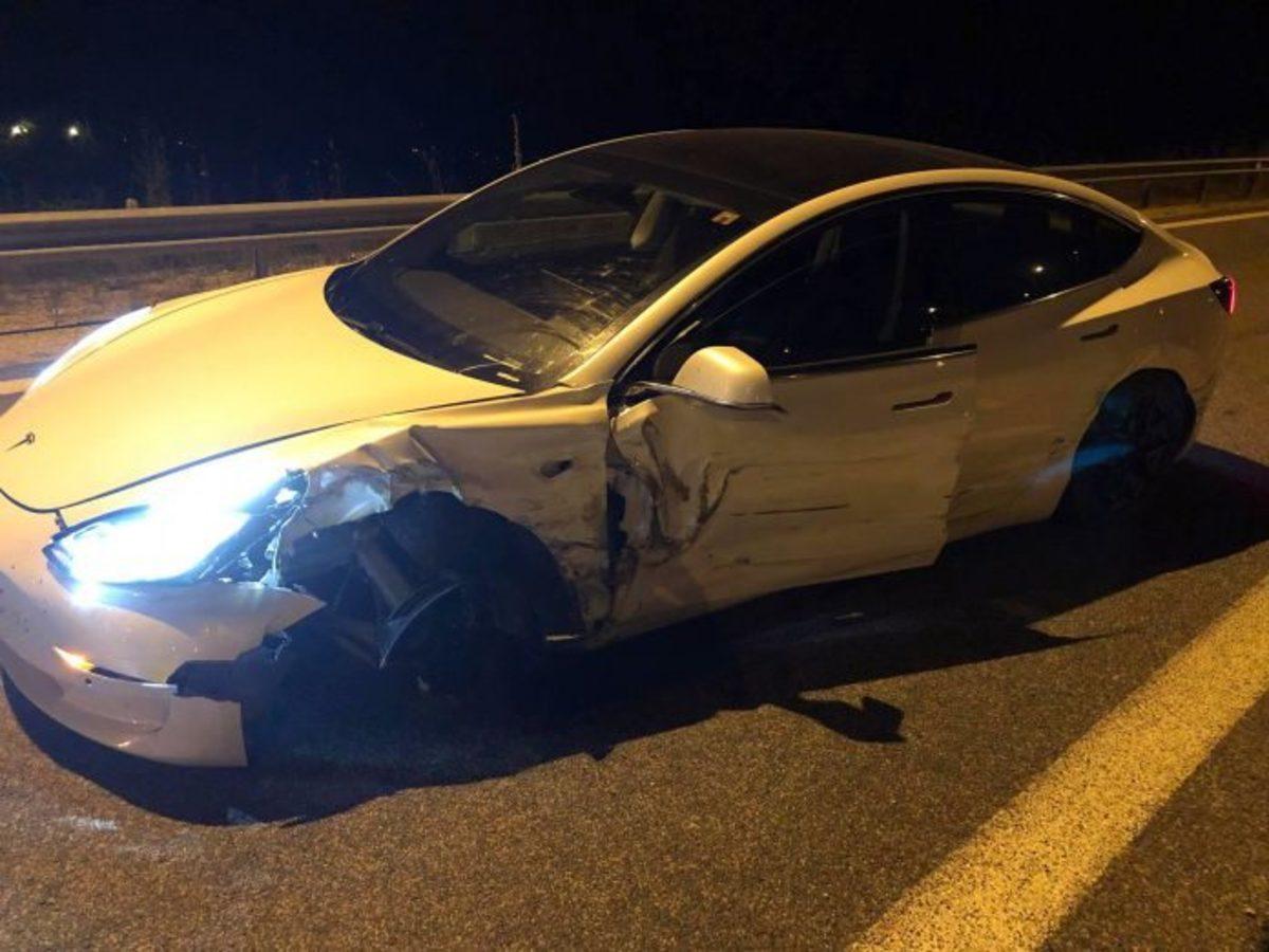 Φλώρινα: Τροχαίο με το αυτοκίνητο που γύρισε τον κόσμο – Τα λάθη του οδηγού στα 120 χιλιόμετρα [pic, vid]