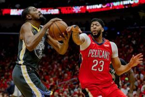 NBA: Μία νίκη από τους τελικούς Γουόριορς και Ρόκετς [vids]