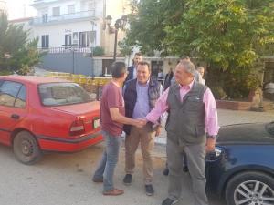 Θράκη: Ανανεωμένος και χαμογελαστός ο Κώστας Καραμανλής – Τα στιγμιότυπα της επίσκεψης που συζητήθηκαν [pics]