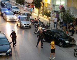 Καλαμάτα: Έτσι μαχαίρωσε τον αστυνομικό της ΔΙΑΣ – Εικόνες σοκ με τον αιμόφυρτο ένστολο μαχητή!
