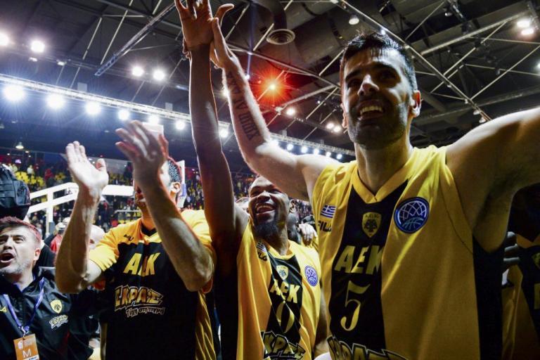 Ο δρόμος της ΑΕΚ για το Final Four του Basketball Champions League [vid]