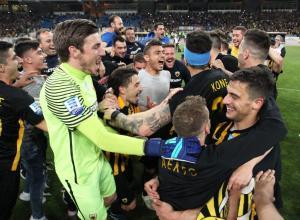 "AEK – Μπάρκας: ""Να κλείσουμε στόματα – Μόνο ο ΠΑΟΚ έχει αμφιβολίες"""
