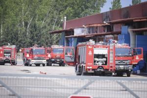 Η επόμενη μέρα της καταστροφικής πυρκαγιάς στην Ξάνθη – Κανονικά θα πληρώνονται οι εργαζόμενοι του εργοστασίου