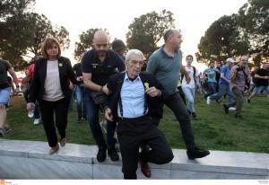 Θεσσαλονίκη: Απίθανο παρασκήνιο μετά τον ξυλοδαρμό του Μπουτάρη – Τι έκανε τη νύχτα ένας από τους δράστες [vids]