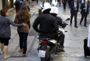 Δυο ληστές σκορπούσαν τον τρόμο στου Φιλοπάππου