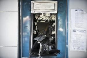 Νέο «χτύπημα» σε ΑΤΜ στην Πάτρα – Το ανατίναξαν με υγραέριο