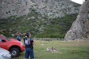 Αιτωλοακαρνανία: Εδώ χάθηκε ο 19χρονος που βγήκε για βόλτα – Η κατάθεση του παππού του και οι έρευνες [pics, vid]
