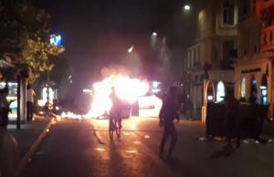 """""""Έκαψαν"""" τη Μασσαλία! Ξέσπασαν οι οπαδοί μετά το χαμένο τελικό [vids]"""