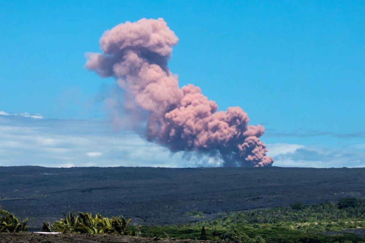 """Συναγερμός στην Χαβάη – """"Ξύπνησε"""" το ηφαίστειο Κιλαουέα"""