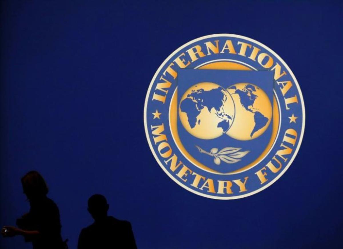 ΔΝΤ χρέος