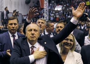 Μουχαρέμ Ιντσέ: Ο δεινός ρήτορας που θα σταθεί απέναντι στον Ερντογάν