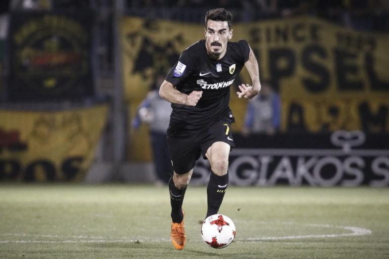 """Χριστοδουλόπουλος: """"Το συμβόλαιο με την ΑΕΚ τελειώνει"""" – Στη… γωνία ο Ολυμπιακός"""