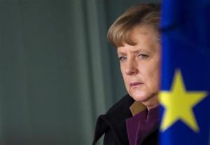 """Αυτό είναι το όραμα της Μέρκελ για την """"νέα"""" Ευρωζώνη"""