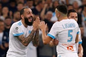 """Το… κάρφωσε ο Μήτρογλου! """"Χτύπησε"""" στο φινάλε της Ligue 1 [vid]"""