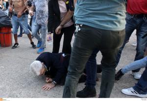 Θεσσαλονίκη: Έτσι ξεκίνησε η επίθεση στον Γιάννη Μπουτάρη – Η στάση και οι ύβρεις του Παναγιώτη Ψωμιάδη [vid]